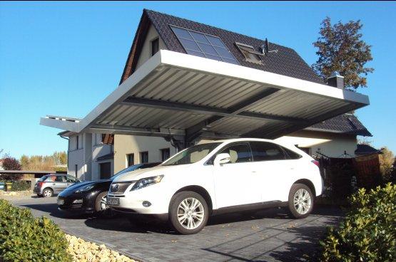carport solartankstelle carport photovoltaik carport. Black Bedroom Furniture Sets. Home Design Ideas